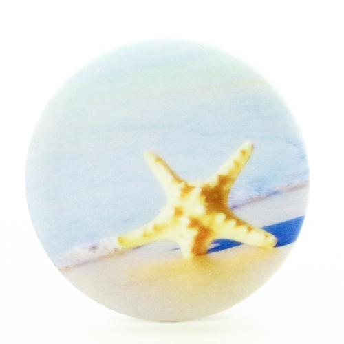 Попсокет для телефона Морская звезда (P104), Goodcom фото